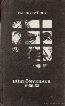 Faludy György - Börtönversek 1950-53 [antikvár]