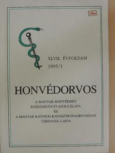 Dr. Bartkó György - Honvédorvos 1995/1. [antikvár]