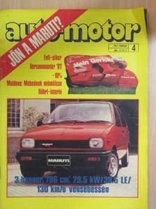 Almássy Tibor - Autó-Motor 1987. február [antikvár]
