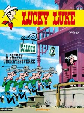 MORRIS - Lucky Luke 41. - A Dalton unokatestvérek