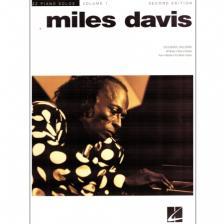 DAVIS, MILES - MILES DAVIS. JAZZ PIANO SOLOS VOL.1: 19 CLASSICS