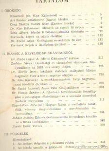 Dr. Szabó Lajos - Jubileumi évkönyv [antikvár]
