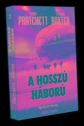 Terry Pratchett & Stephen Baxter - A Hosszú háború