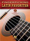 FINGERPICKING LATIN FAVORITES. 15 SONGS ARR. FOR SOLO GUITAR IN STANDARD NOTATION & TABLATURE
