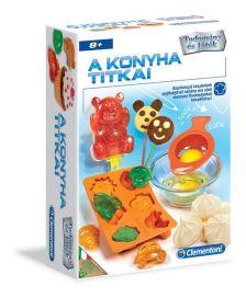 Clementoni Kreatív játék - A konyha titkai