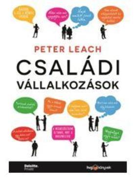 PETER LEACH - Családi vállalkozások
