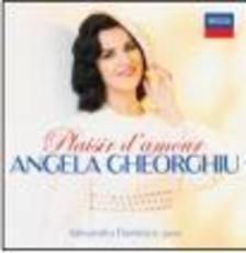 Angela Gheorghiu - Plaisir d'amour - CD