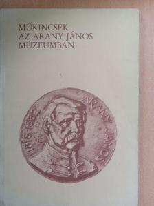 Farkas Péter - Műkincsek az Arany János Múzeumban [antikvár]