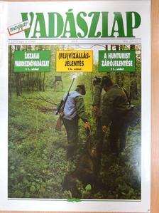 Schmidt Egon - Magyar Vadászlap 1998. június 4. [antikvár]