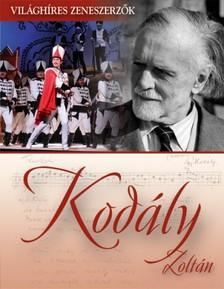 Kodály Zoltán [eKönyv: epub, mobi]