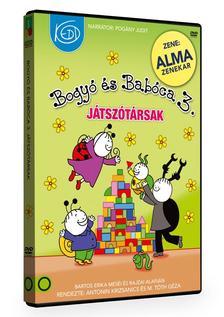 BOGYÓ ÉS BABÓCA 3. - JÁTSZÓTÁRSAK