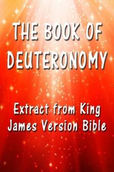 King James - The Book of Deuteronomy [eKönyv: epub, mobi]