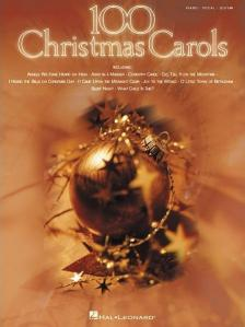 100 CHRISTMAS CAROLS.PIANO,VOCAL,GUITAR