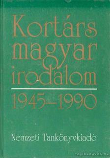 Domokos Mátyás - Kortárs magyar irodalom 1945-1990 [antikvár]