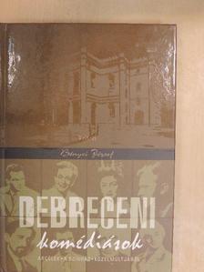 Angyal Sándor - Debreceni komédiások [antikvár]