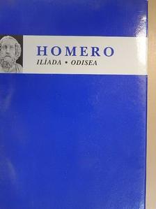 HOMÉROSZ - Ilíada/Odisea [antikvár]