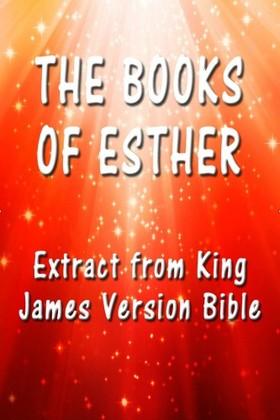 King James - The Book of Esther [eKönyv: epub, mobi]