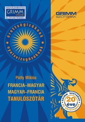 PÁLFY MIKLÓS - Francia-magyar, magyar-francia tanulószótár