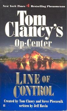 Tom Clancy - Op-Centre - Line of Control [antikvár]