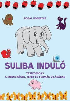 Bobál Róbertné - Suliba induló. Tájékozódás a mennyiségek, terek és formák világában