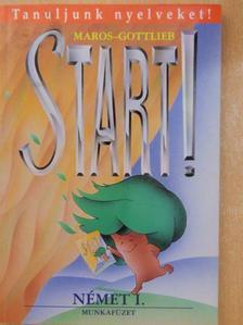 Maros Judit - Start! I. Munkafüzet [antikvár]