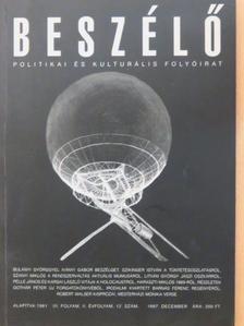 Bán Zoltán András - Beszélő 1997. december [antikvár]