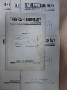 Baskai Ernő - Természettudomány 1946. január-december [antikvár]