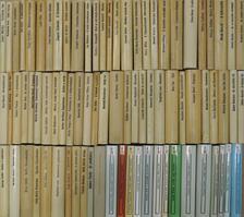 """Abe Kóbó - """"80 kötet a Világkönyvtár sorozatból (nem teljes sorozat)"""" [antikvár]"""