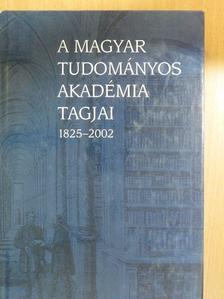 Balogh Margit - A Magyar Tudományos Akadémia tagjai III. (töredék) [antikvár]