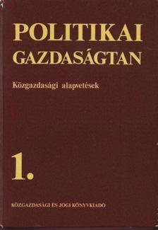 Fekete Ferenc - Politikai gazdaságtan 1-4. [antikvár]