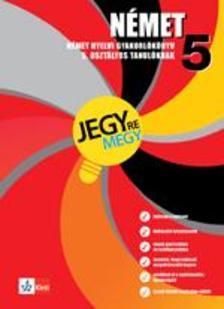 Klett Kiadó - Jegyre Megy Német 5