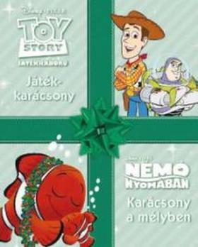 Disney karácsonyi mesék - Toy Story / Nemo nyomában