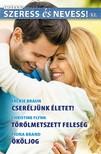 Jackie Braun, Christine Flynn, Fiona Brand - Szeress és nevess! 52. kötet - Cseréljünk életet!, Tőrölmetszett feleség, Ököljog [eKönyv: epub, mobi]