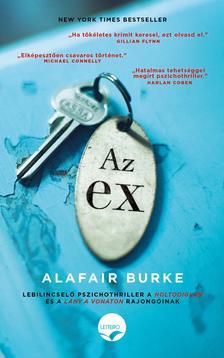Alafair Burke - Az ex-A lány a parkban