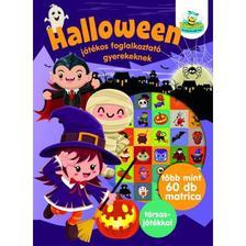 Szalay Könyvkiadó - Halloween - Játékos foglalkoztató gyerekeknek