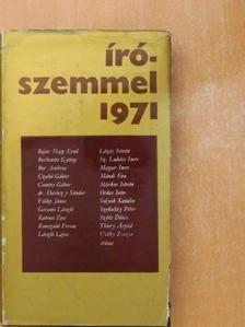 Bajor Nagy Ernő - Írószemmel 1971 [antikvár]
