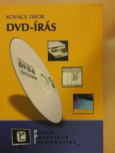 Kovács Tibor - DVD-írás [antikvár]
