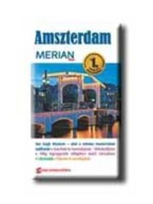 Maxim - Amszterdam útikönyv - Merian