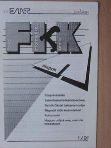 Balázs Márton - Firka 1991/1. [antikvár]