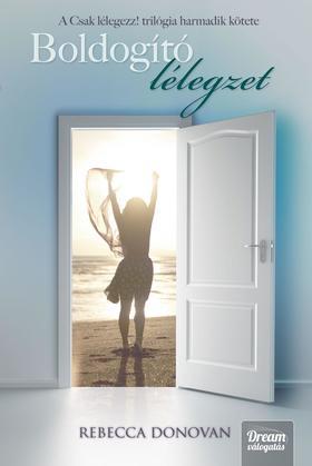 Rebecca Donovan - Boldogító lélegzet - fűzött