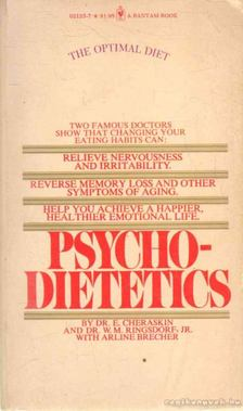 Cheraskin, E., Ringsdorf, W. M., Brecher, Arline - Psychodietetics [antikvár]