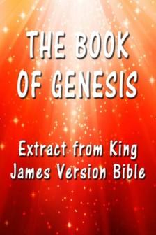 King James - The Book of Genesis [eKönyv: epub, mobi]