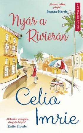 Celia Imrie - Nyár a Riviérán [antikvár]