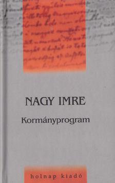 Nagy Imre - Kormányprogram [antikvár]