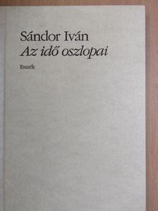 Sándor Iván - Az idő oszlopai [antikvár]