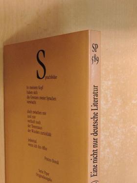 Güney Dal - Eine nicht nur deutsche Literatur [antikvár]