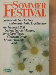 Heinrich Böll - Sommerfestival [antikvár]