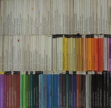 """A. Sztrigaljev - """"150 kötet a Gyorsuló idő sorozatból (nem teljes sorozat)"""" [antikvár]"""