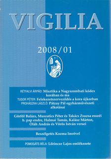 Lukács László - Vigilia 2008/1 [antikvár]