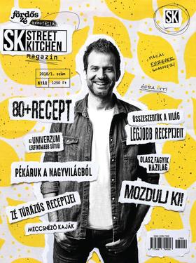 Street Kitchen 2018/1.-nyár